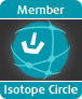 Isotope Circle Member Badge