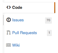 Issues auf GitHub